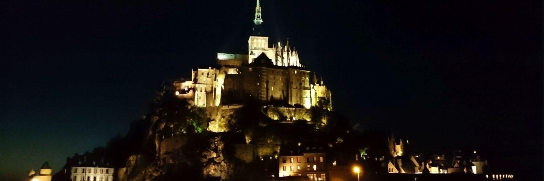 Randonnée Mont Saint Michel